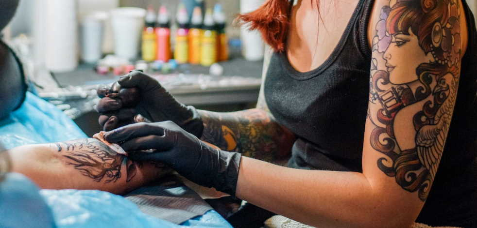 permanent tattoos